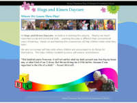 Hugs & Kisses Day Care