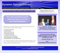 Dynamic Special Events